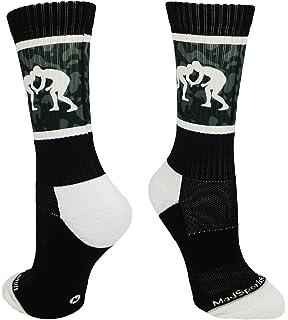 Japanese White Socks Wrestling
