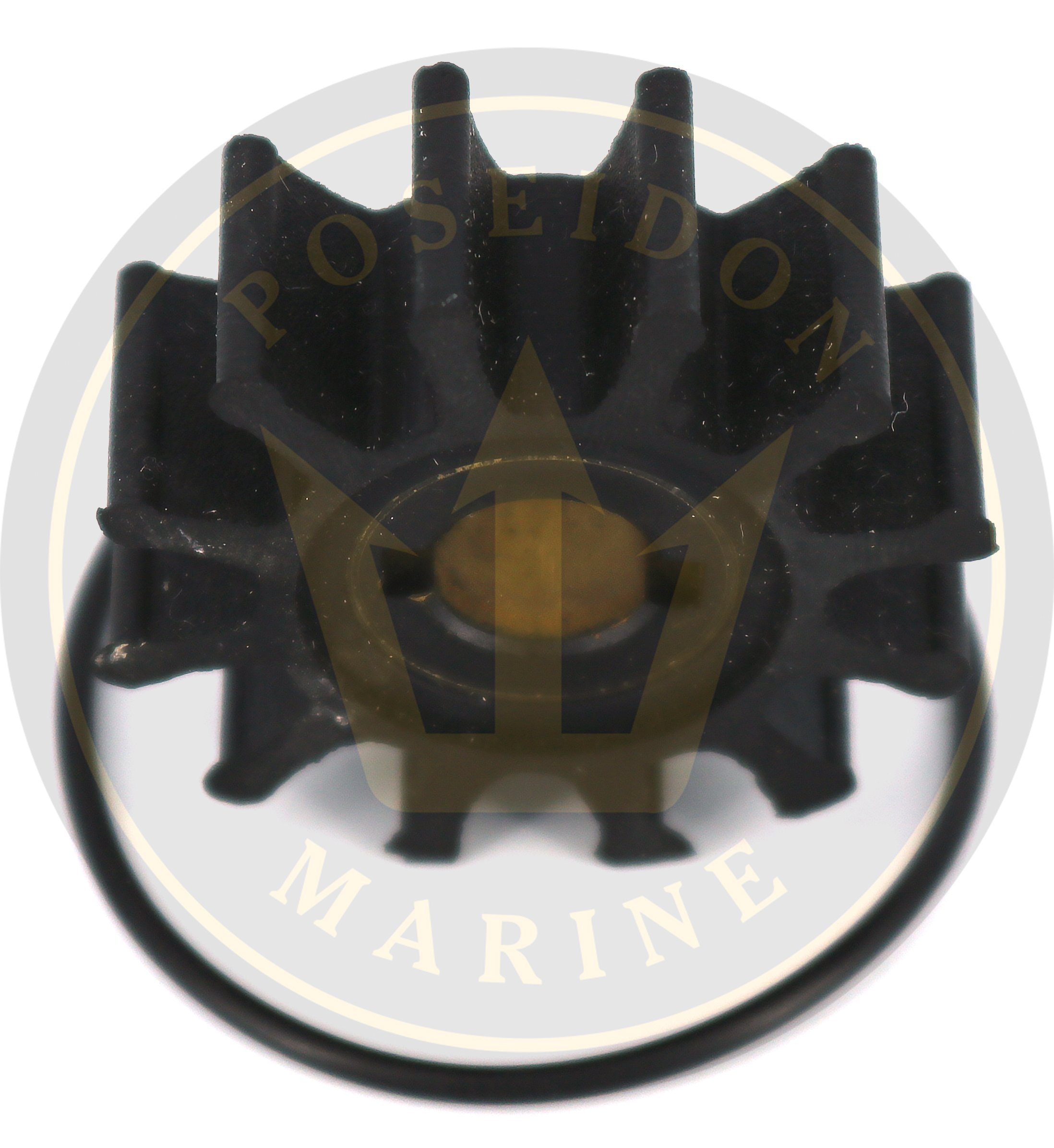 CEF Impeller for Volvo Penta MB2/50S RO: 3555413 3555413-8 3551603 by CEF (Image #3)