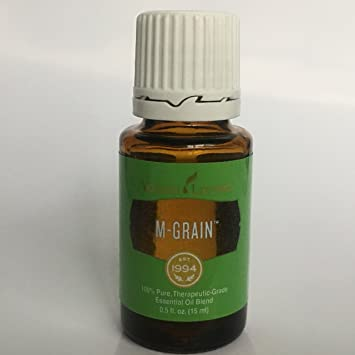Amazon Com M Grain Essential Oil 15 Ml By Young Living Essential