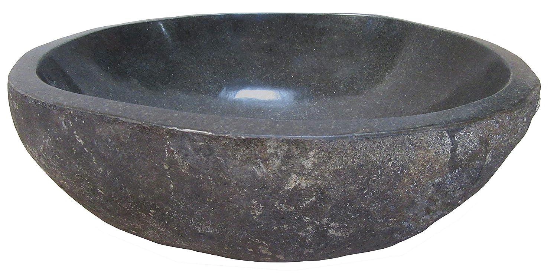 STONE art & more Carcasa, Mini Estanque, Aprox. 40cm, Flujo calcárea, Resistente a Las heladas.