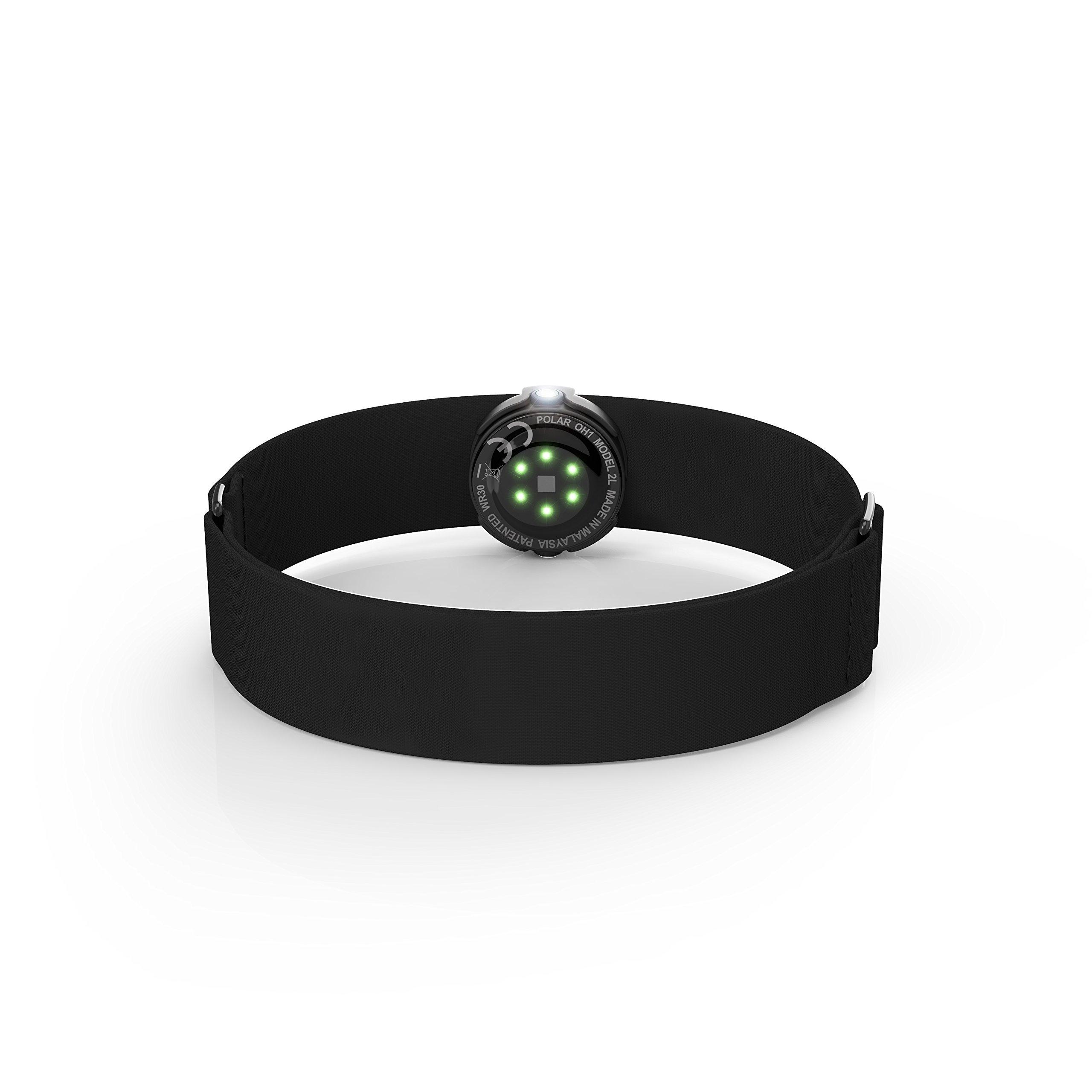 Polar OH1 Heart Rate Sensor 92070523 (Black)