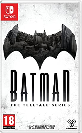 Batman: The Telltale Series - Nintendo Switch [Importación ...