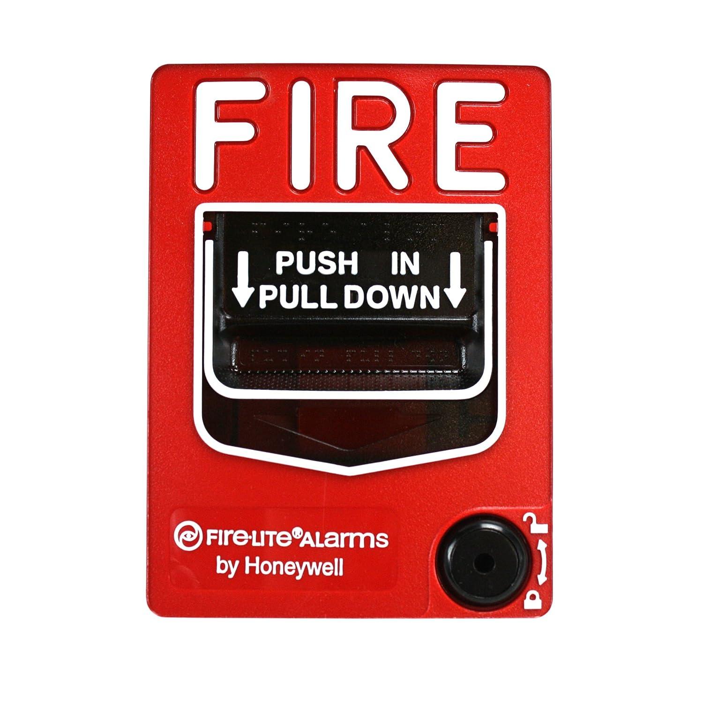 Bg 12 Firelite Fire Alarm Pull Station
