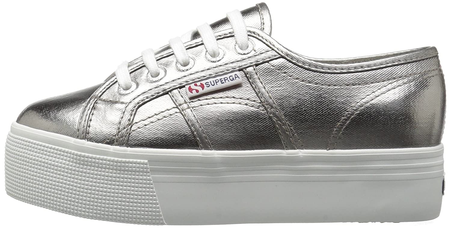 Superga EU Women's 2790 Cotmetu Fashion Sneaker B0718X3N1L 41 M EU Superga / 9.5 B(M) US|Grey 8feb7b
