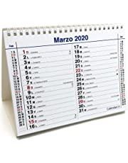 Calendario Gregoriano 2020.Amazon It Calendari E Articoli Da Scrivania Cancelleria E Prodotti