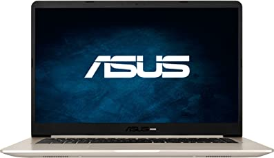 "Asus Laptop S510UQ-BR724T 15.6"", Intel Core_i7 8a Gen 1.8GHz, 8GB RAM, 1000GB, Windows 10, Gold/Metal"