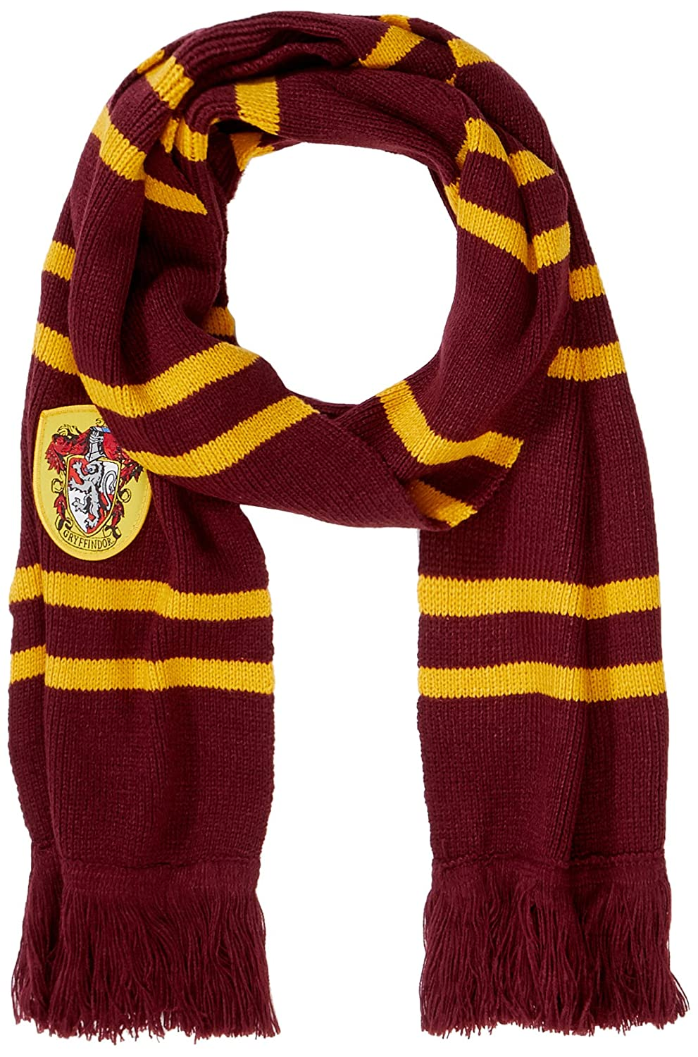 Harry Potter Scarf - Official - Ultra Soft Knitted Fabric - by Cinereplicas