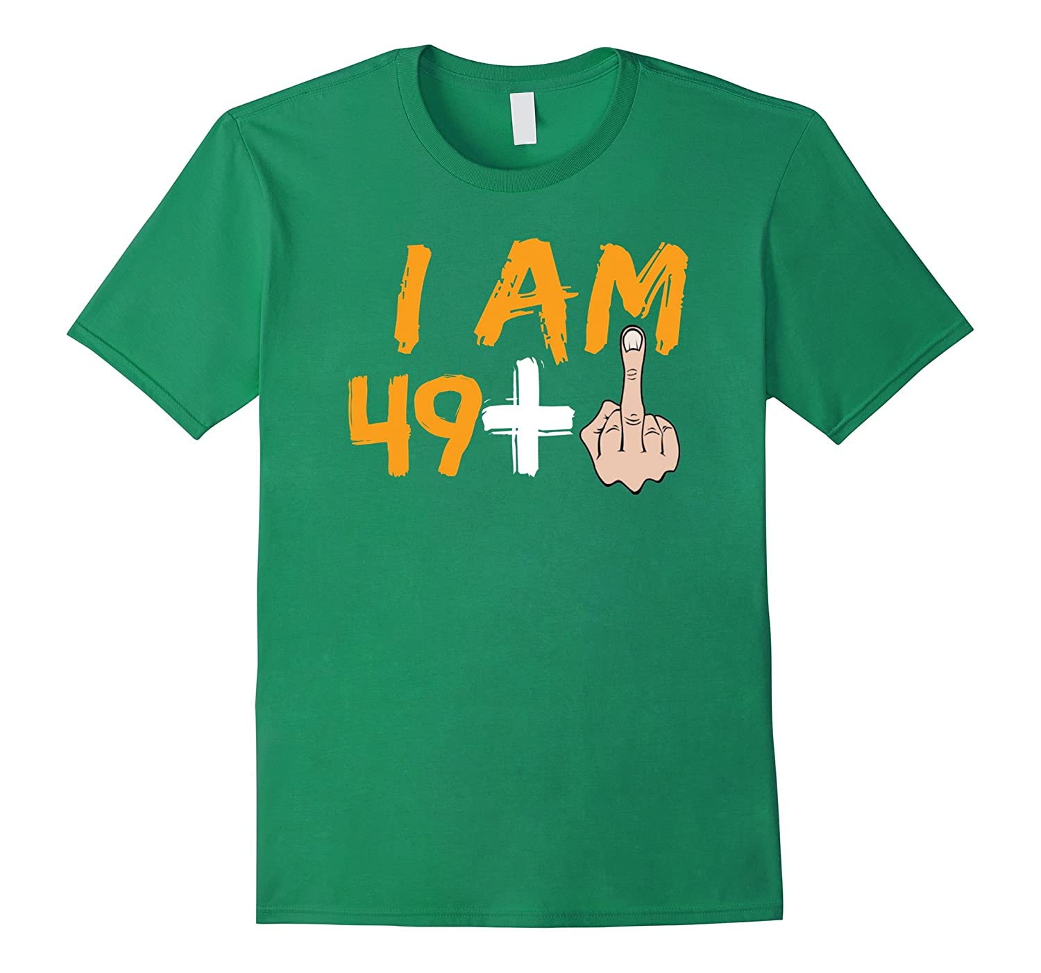 50th birthday Gift ideas Funny T shirt For men and women-ah my shirt one gift