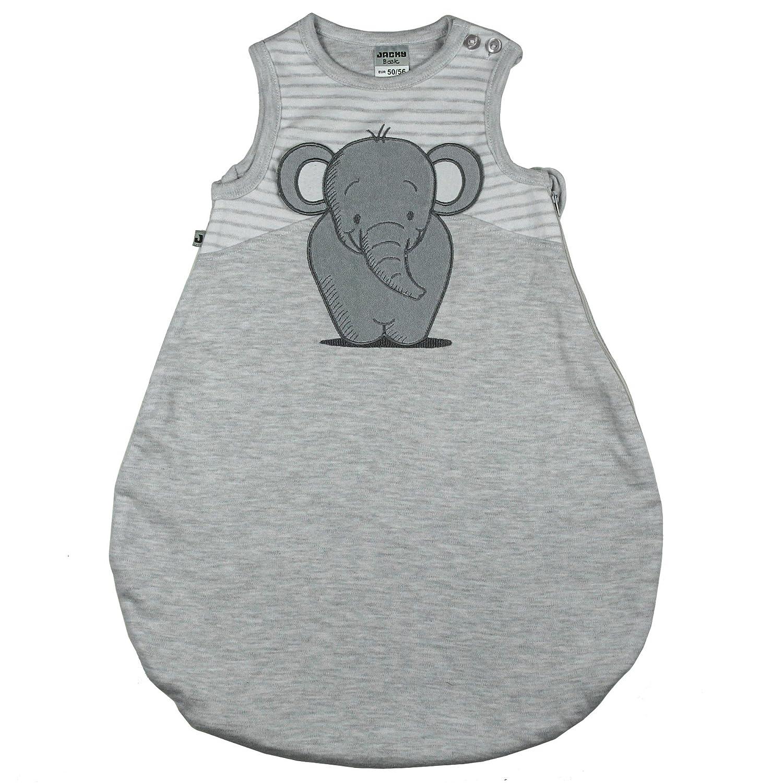 Jacky Baby Mädchen Schlafsack, Baby Girl, Alter 0-2 Monate, Größe: 50/56, Farbe: Rosa, 321707 Größe: 50/56