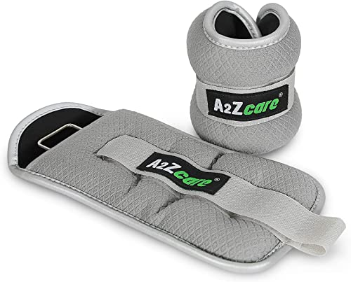A2ZCARE Ankle Wrist Weight