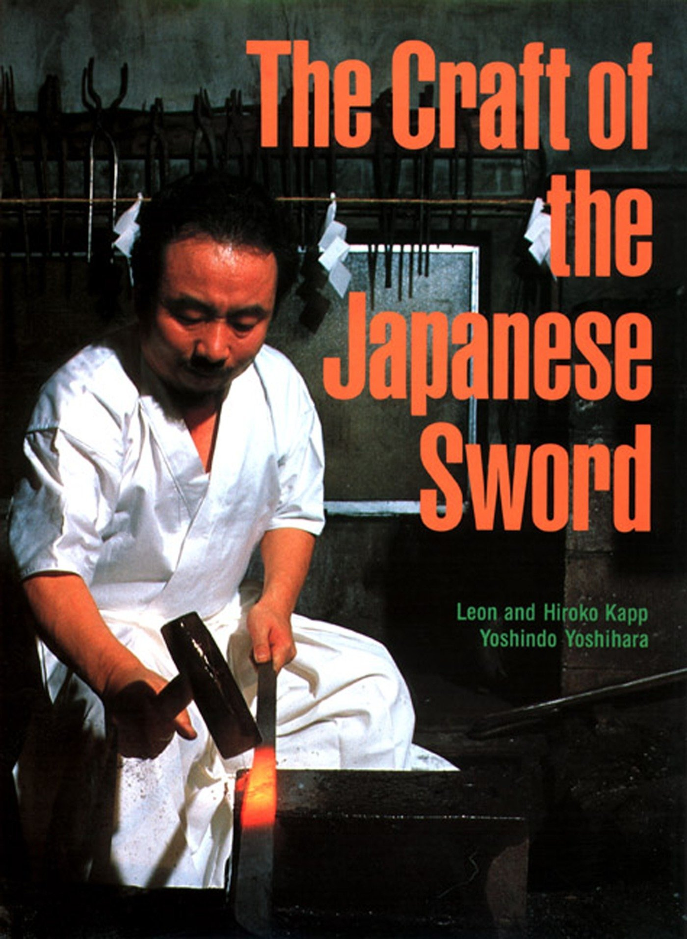 Amazon com: The Craft of the Japanese Sword (9781568364315