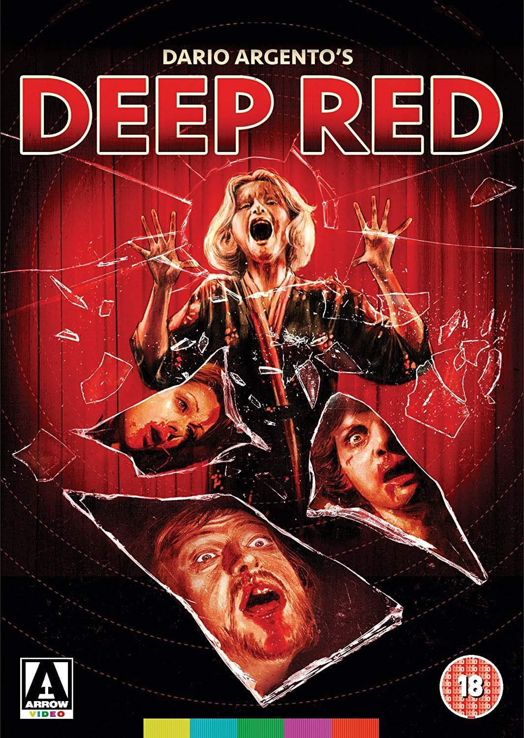 Deep Red (Dario Argento Collection) [Italia] [DVD]: Amazon ...