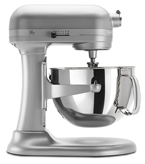 Wondrous Kitchenaid Kp26M1Xnp Professional 600 Series 6 Quart Bowl Lift Stand Mixer Nickel Pearl Download Free Architecture Designs Scobabritishbridgeorg
