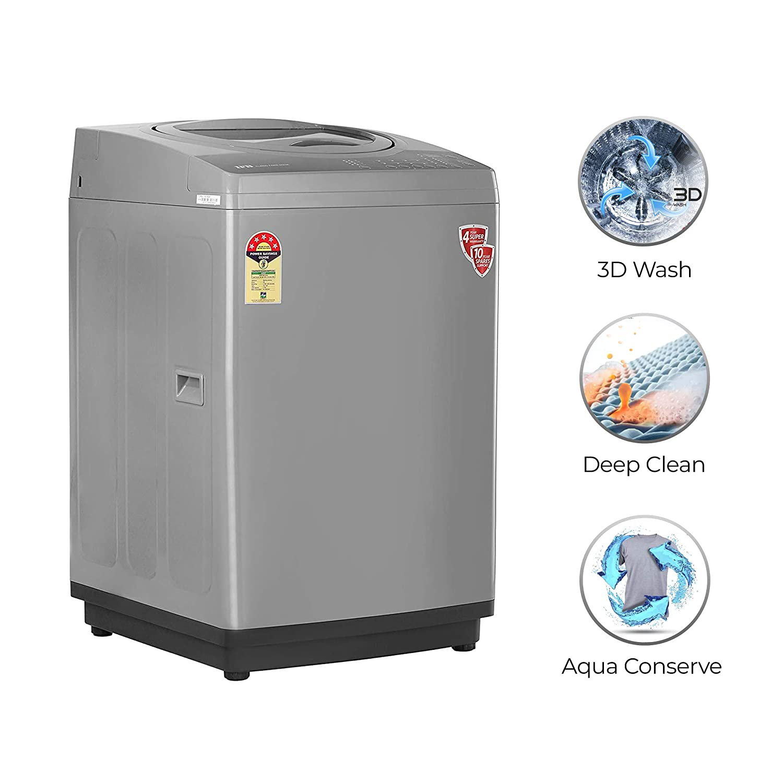IFB 7 Kg Fully-Automatic Top Loading Washing Machine