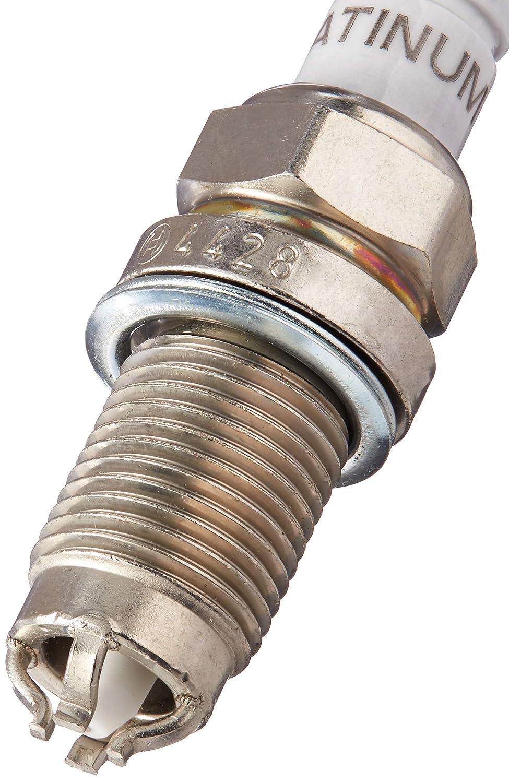BMW Bujías de Encendido Platino, Plug Set Bosch OEM (4pcs) 12120037607: Amazon.es: Coche y moto
