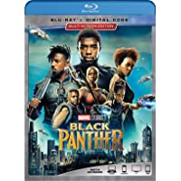 Black Panther [Blu-ray] (Bilingual)