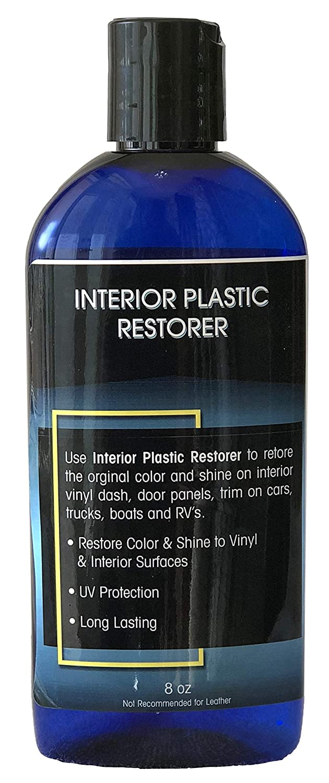 ProTouchUSA Interior Plastic Restorer for Automotive Plastic and Vinyl Surfaces