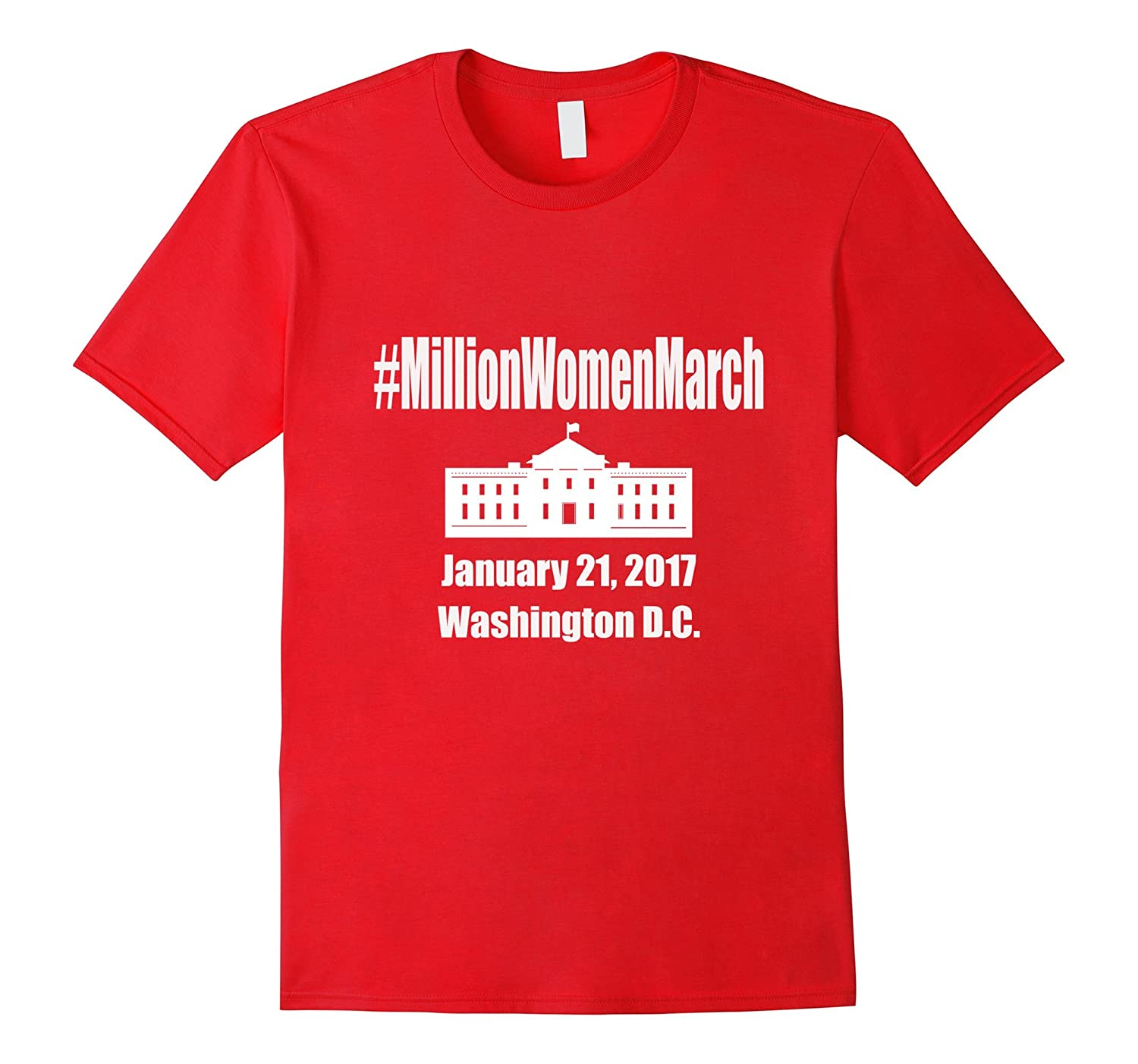 #MillionWomenMarch T Shirt- Million Women March Shirt-Art