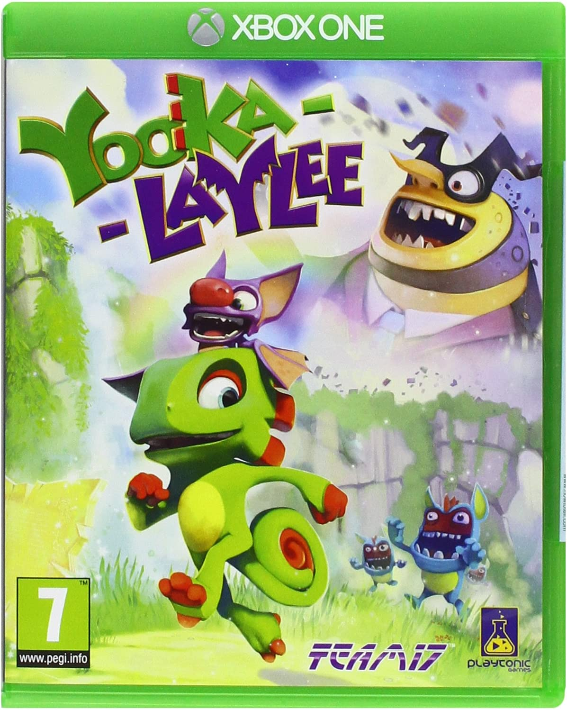 Yooka-Laylee: Amazon.es: Videojuegos