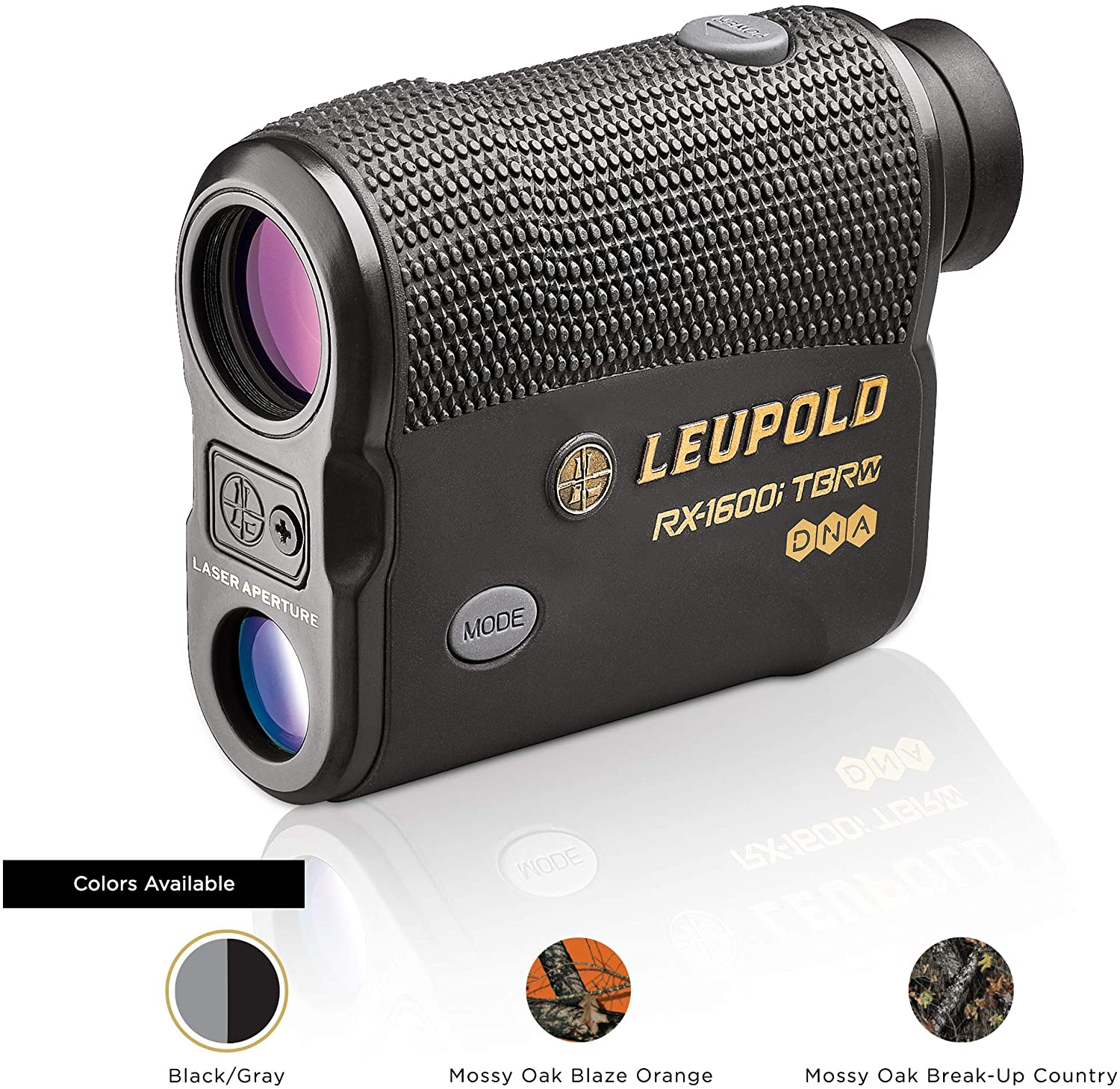 Photo of a rangefinder with bumpy outer cover,