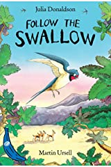 Follow the Swallow: Blue Banana (Banana Books) Kindle Edition