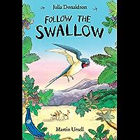 Follow the Swallow: Blue Banana (Banana Books)