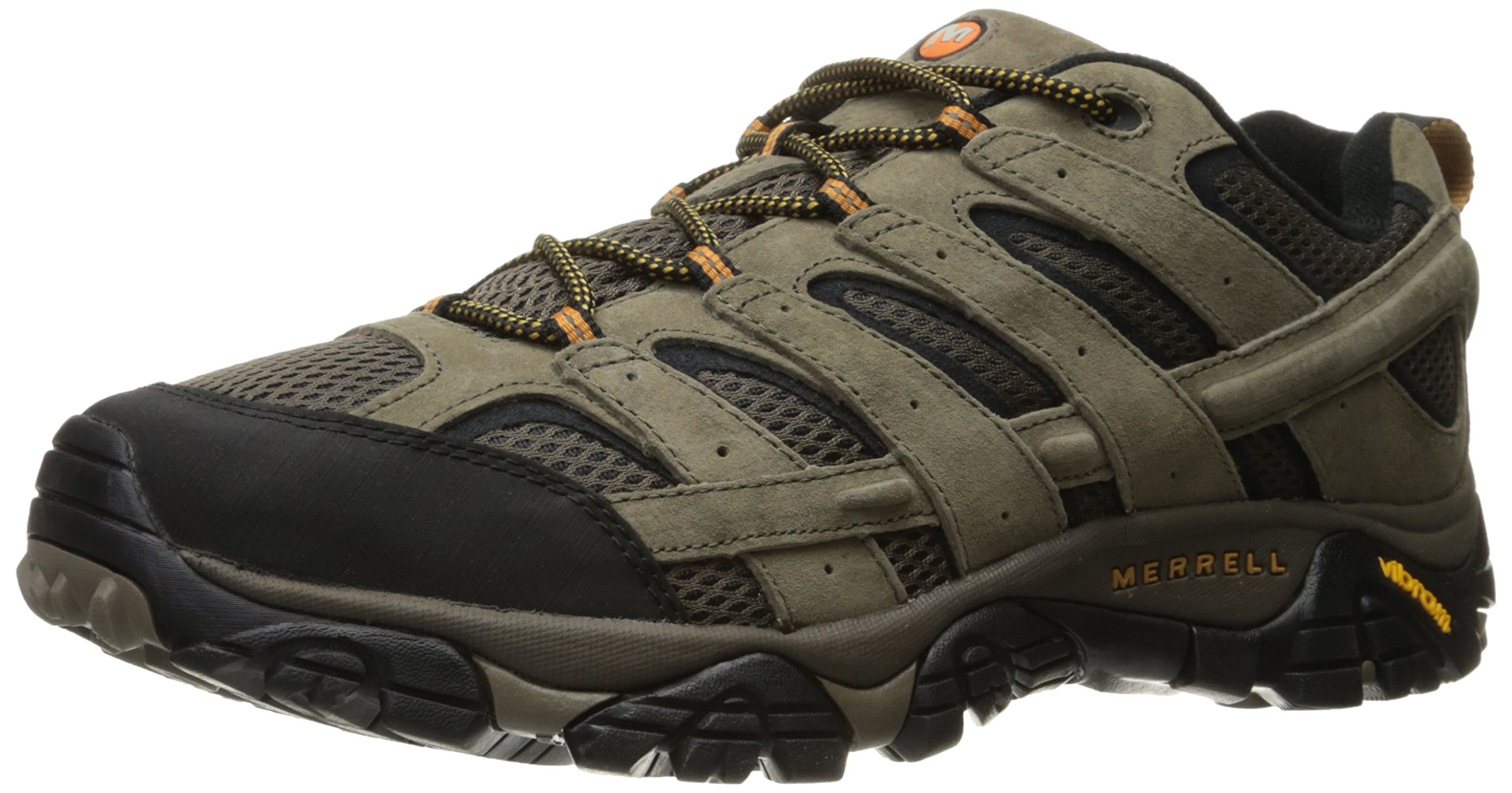 Merrell Men's Moab 2 Vent Hiking Shoe, Walnut, 10 2E US by Merrell