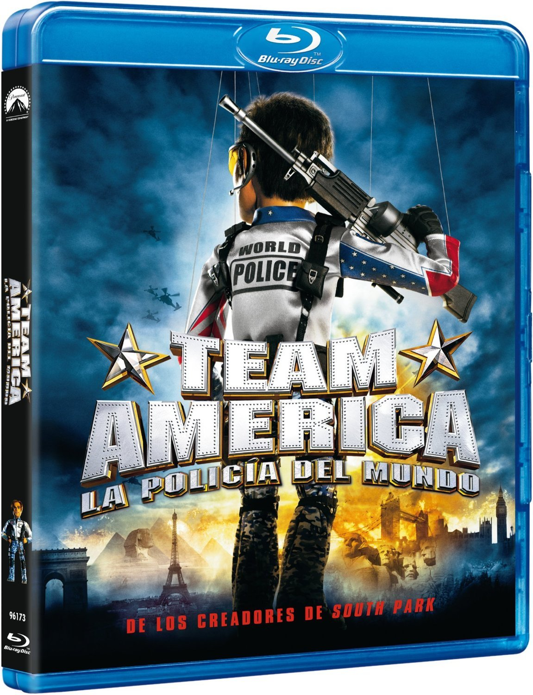 Team America: La Policía Del Mundo [Blu-ray]