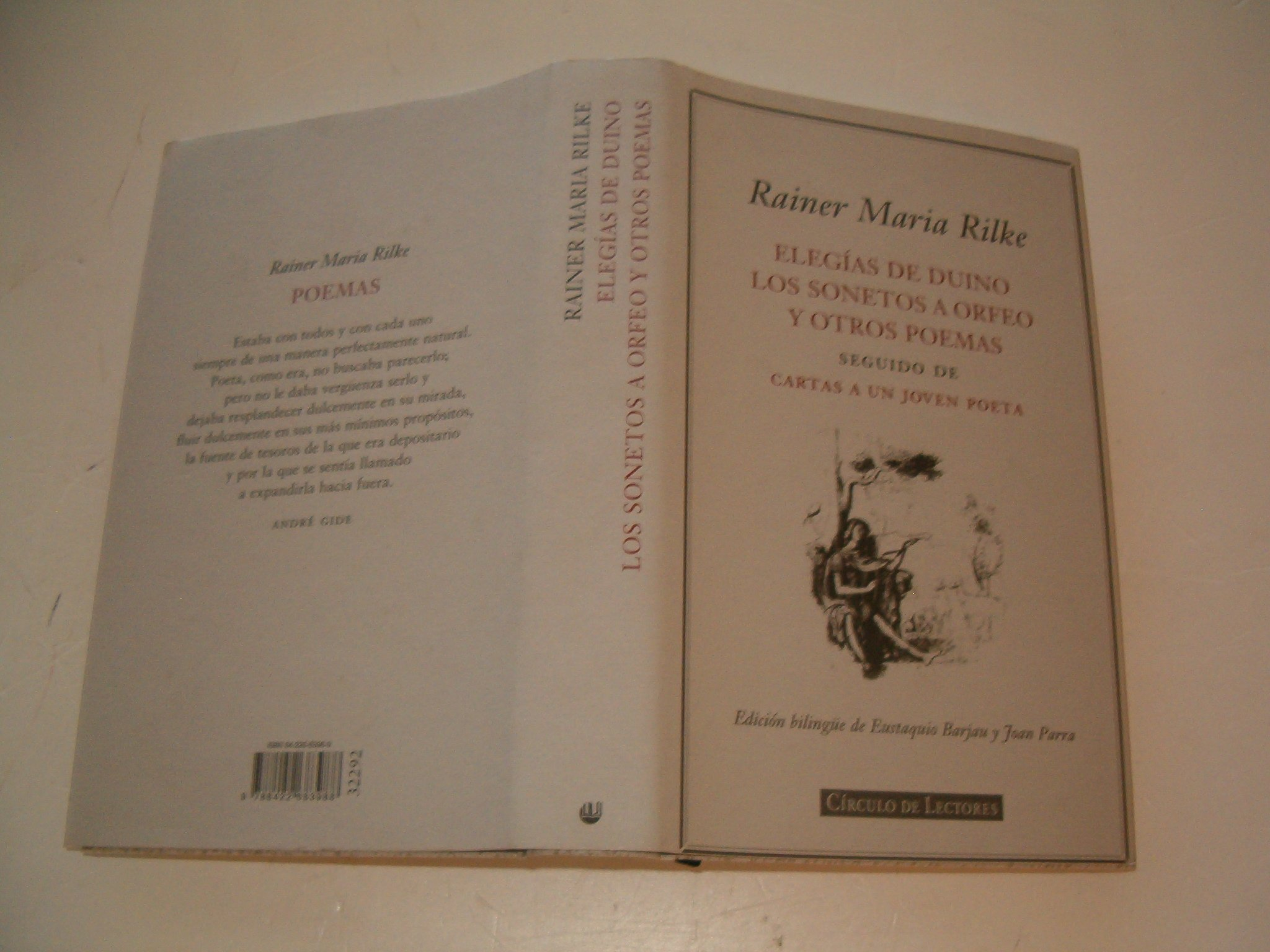 Elegias de duino; los sonetos a orfeo y otros poemas ...