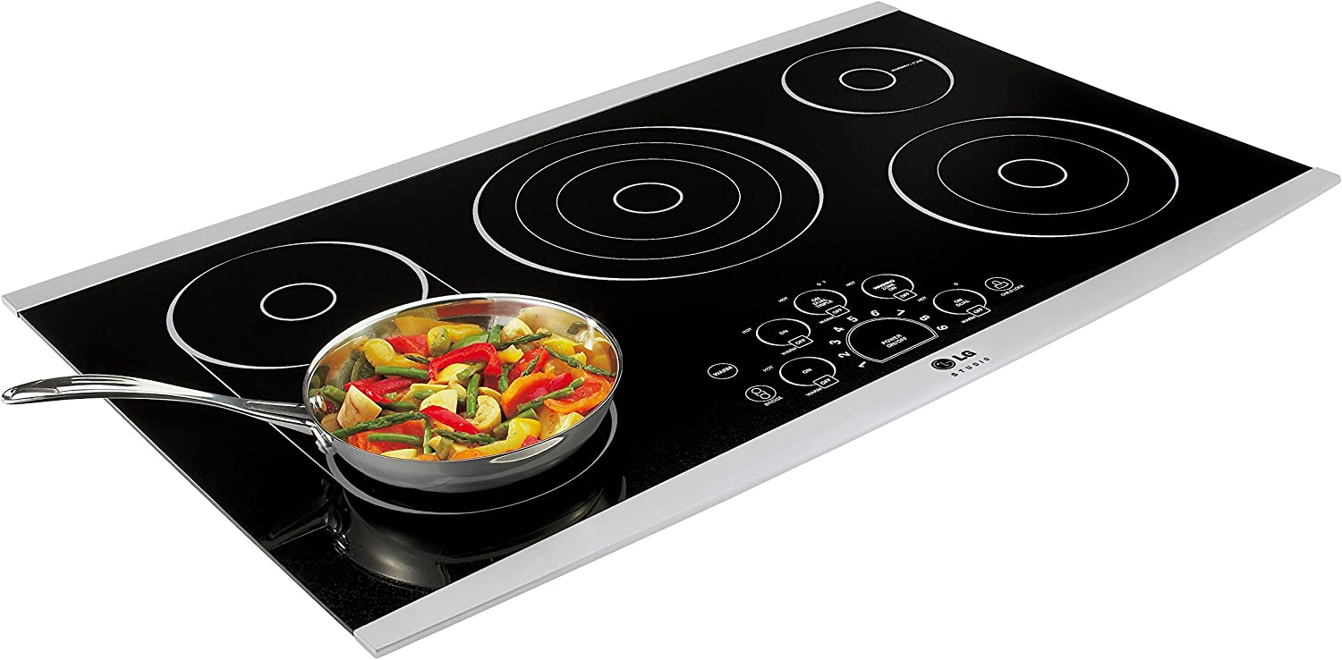 Amazon.com: LG lsce365st: Studio series-36 radiante Cooktop ...