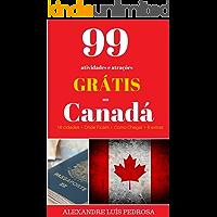 99 atividades e atrações Grátis no Canadá