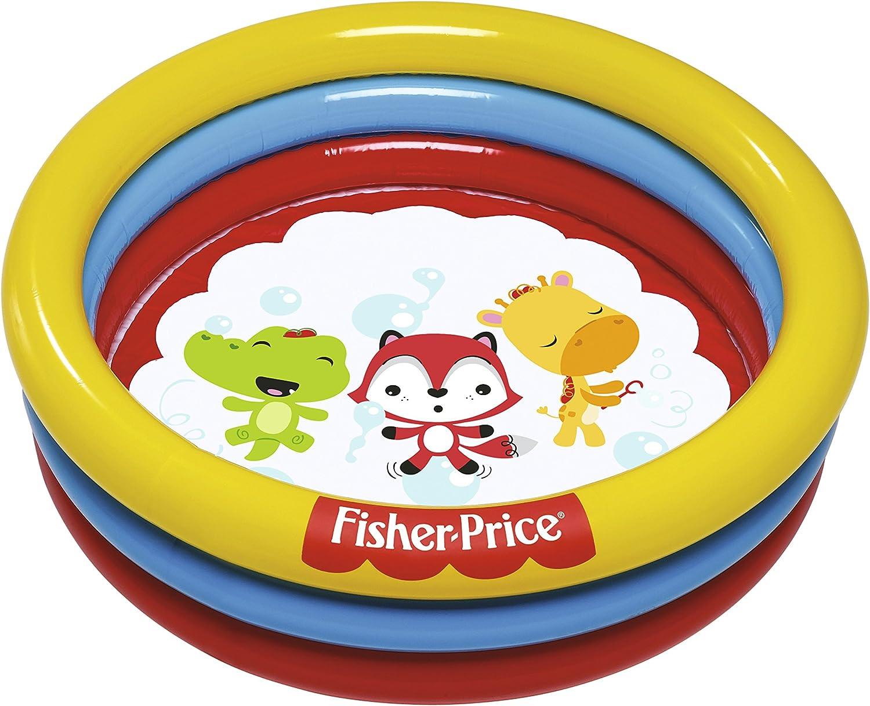 Piscina Hinchable Infantil Bestway Fisher Price: Amazon.es: Jardín
