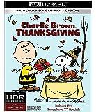 A Charlie Brown Thanksgiving (4K Ultra HD + Blu-ray)