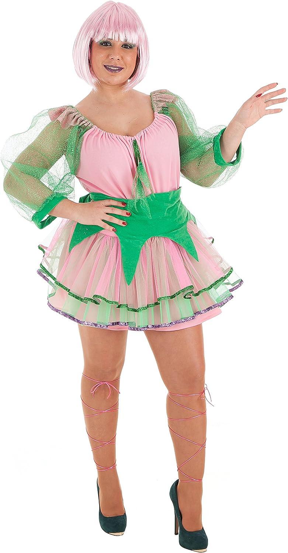 LLOPIS - Disfraz Adulto NINFA: Amazon.es: Juguetes y juegos