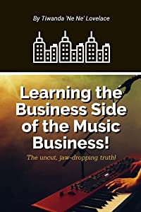 Learning the Business Side of the Music Business!