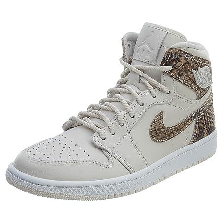 4c150804a Nike Wmns Air Jordan 1 Ret Hi Prem - phantom white