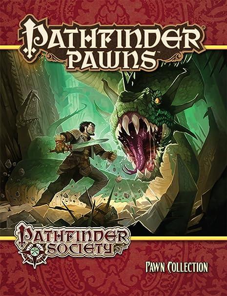 Pathfinder PubLlcAmazon it Pawns Pawn CollectionPaizo Society QCBWdxEroe
