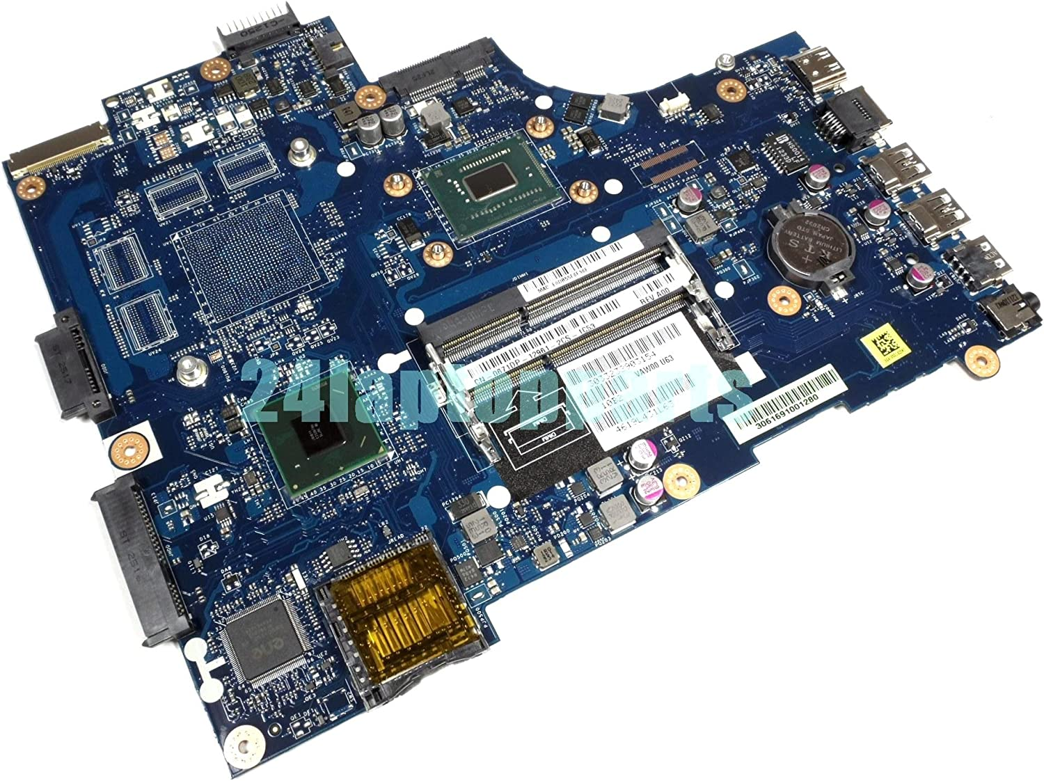 Dell Inspiron 15 3521 Series With Intel Core 2117U CPU Motherboard 671DP 0671DP