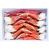 ズワイガニ足 天然 ボイル本ずわい蟹脚 特大 3Lサイズ 2kg入 6-8肩前後 良品選別済