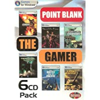 Point Blank: The Gamer - 6 CD Pack (PC)