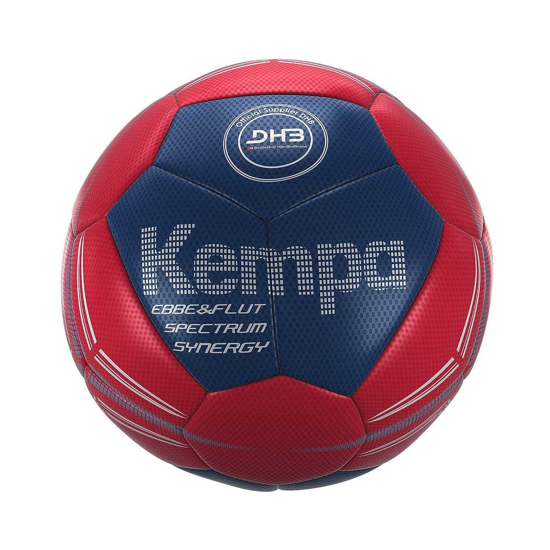 Kempa Spectrum Synergy EBBE & FLUT balón de Juego Balonmano, Rojo ...