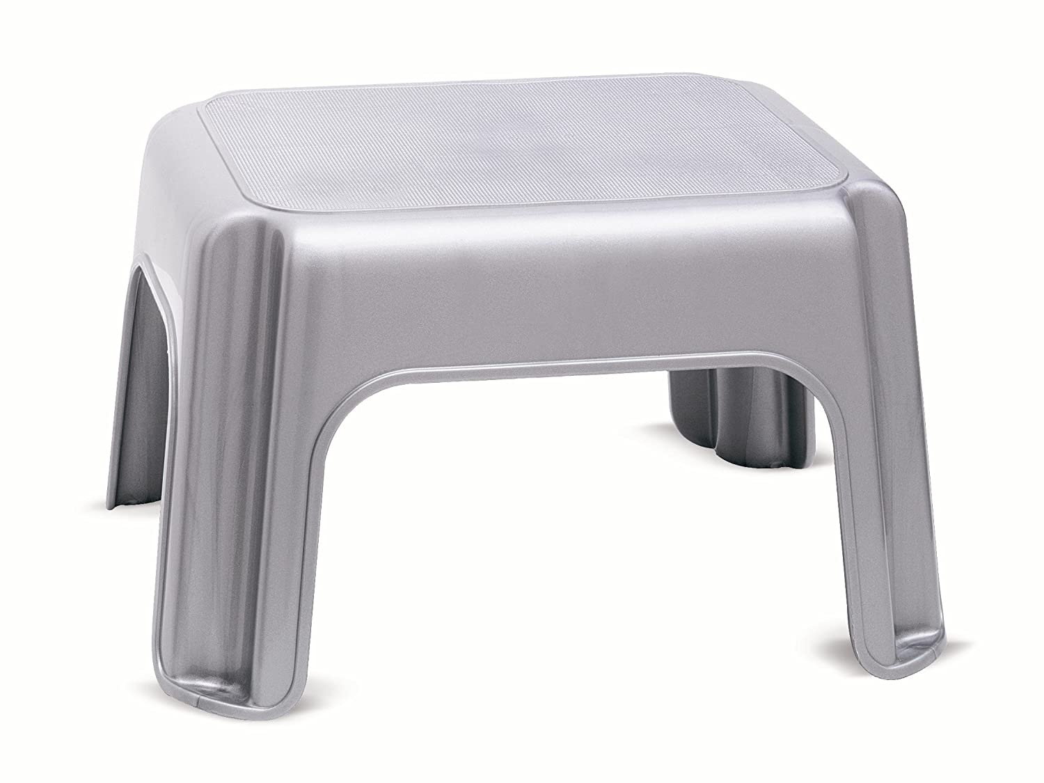 sc 1 st  Amazon UK & ADDIS Step Stool Metallic: Amazon.co.uk: Kitchen u0026 Home islam-shia.org