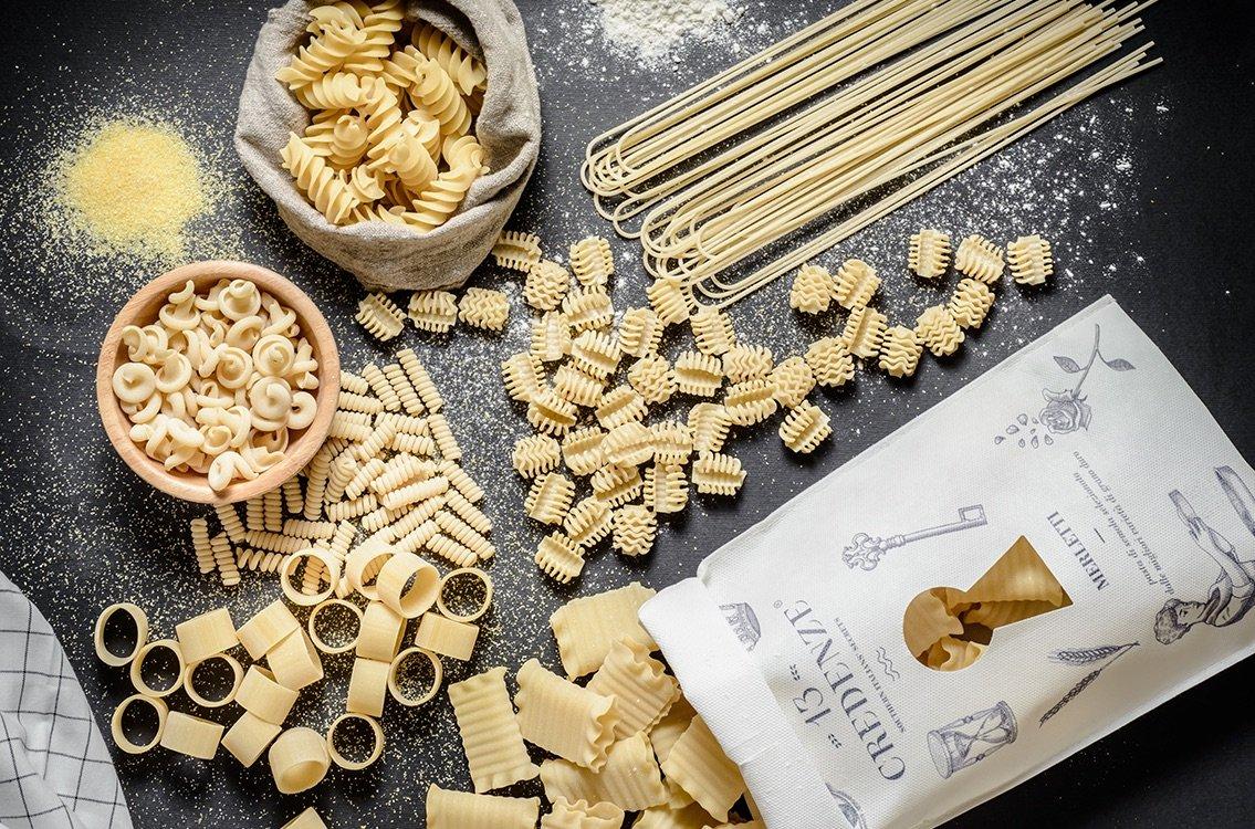 Credenza Per Pasta : Coppoloni pasta artigianale credenze made in italy gr
