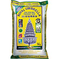 Royal Umbrella Thai Hom Mali New Crop Rice, 5kg