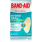 Band-Aid Brand Hydro Seal Adhesive Bandages for Heel Blisters, Waterproof Blister Pad and Hydrocolloid Gel Bandage…