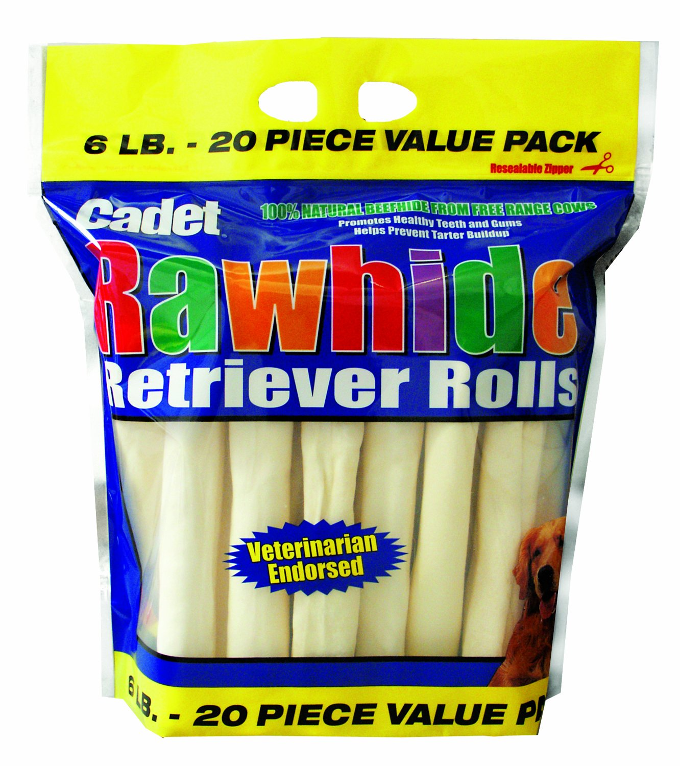 Ims Trading Pet 06202 Rwh Retrv Roll 20Pack