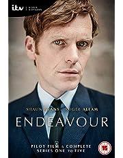 Endeavour Series 1-5 [2018]