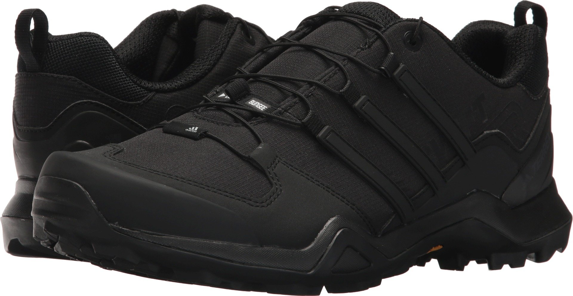 adidas outdoor Mens Terrex Swift R2 Shoe (11 - Black/Black/Black) by adidas