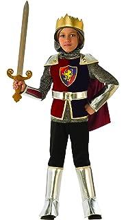 Rubies - Disfraz de caballero medieval para niño, talla 3-4 años (Rubies