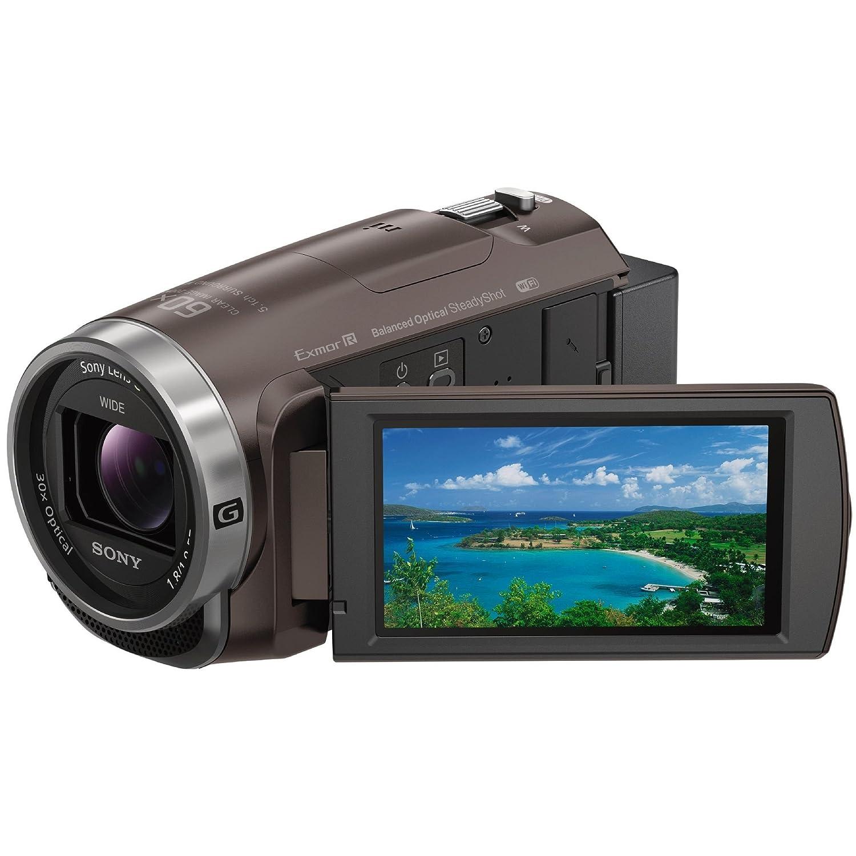 HDR-CX680本体画像